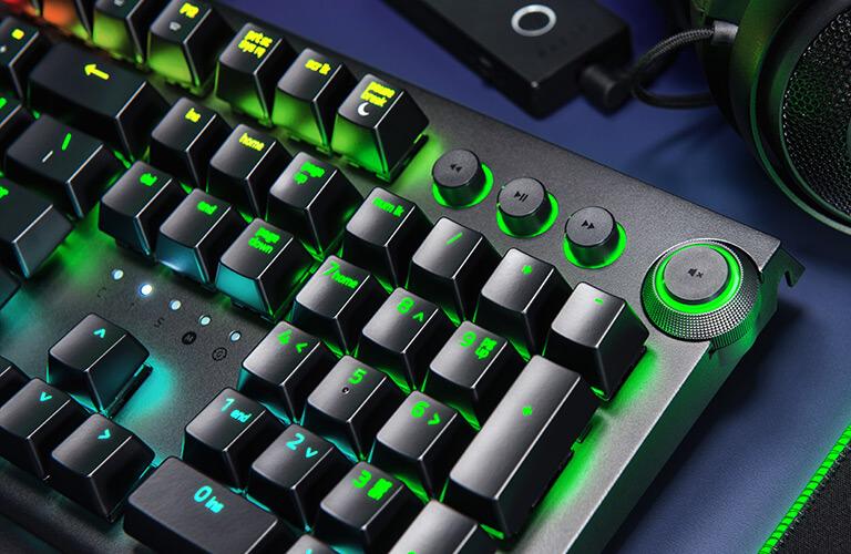 利用多功能數位調整鈕  獲得延伸控制能力