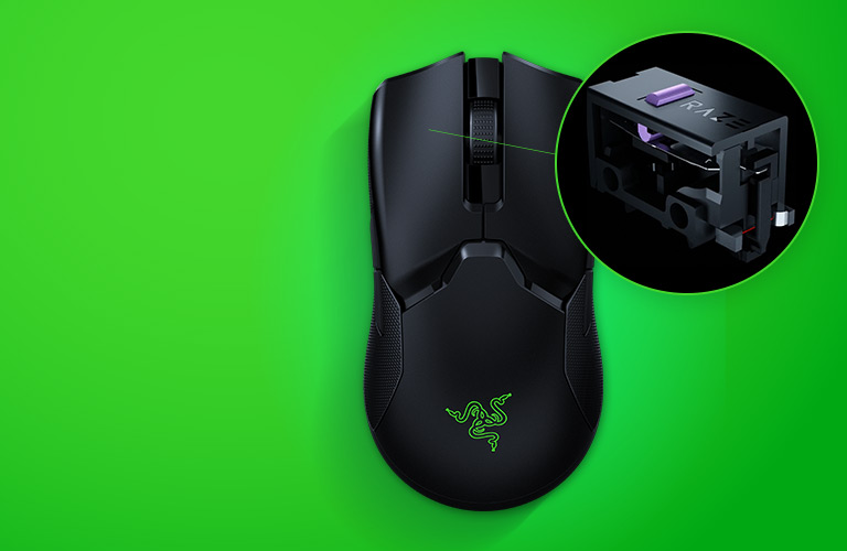 RAZER™ OPTICAL MOUSE SWITCH