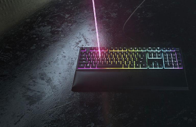 POWERED BY RAZER CHROMA RGB