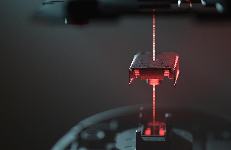 RAZER FOCUS+ 光學感測器