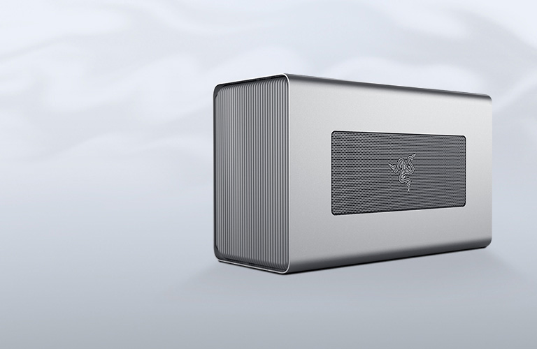 RAZER CORE X – Mercury Edition