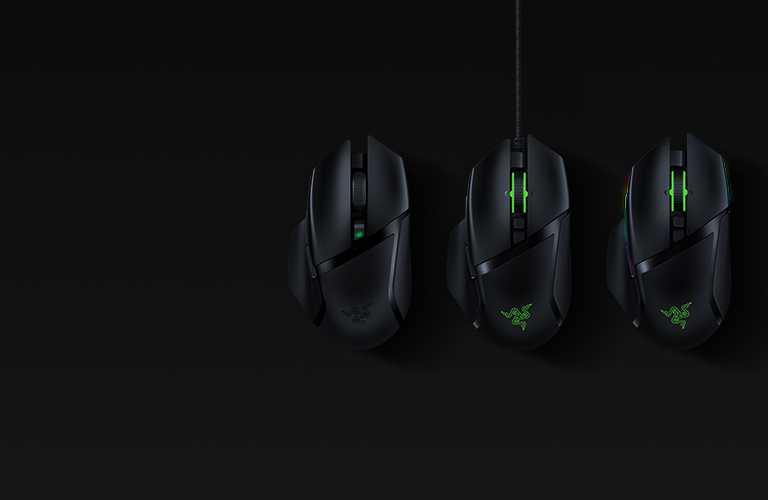 THE RAZER BASILISK RANGE
