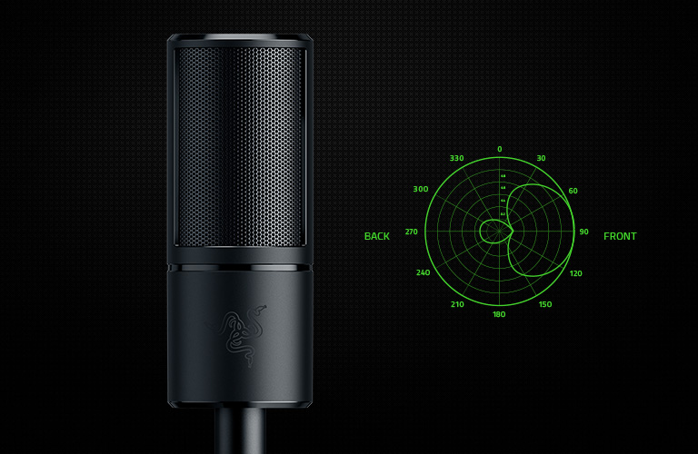 Gaming Microphone Razer Seiren X