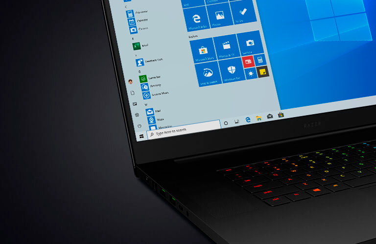 THE LAPTOP FOR DESKTOP-QUALITY GAMING