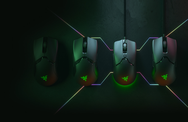 THE RAZER VIPER RANGE