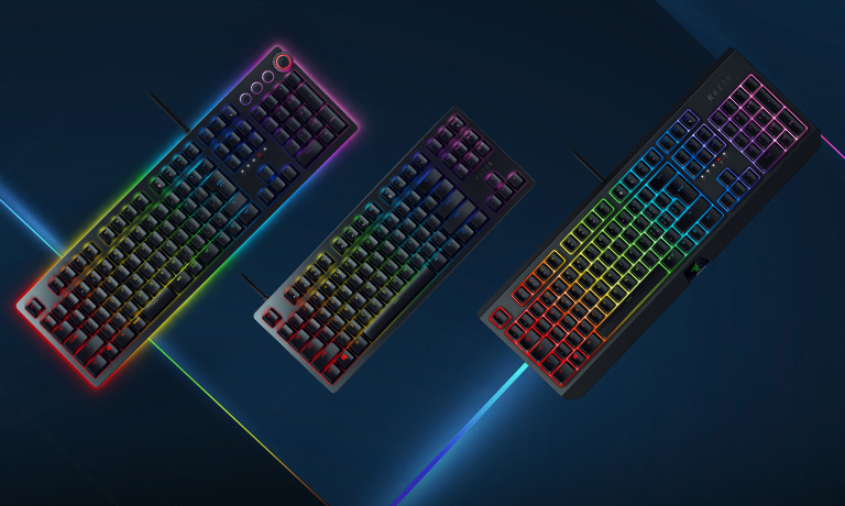 SELECTING YOUR IDEAL KEYBOARD