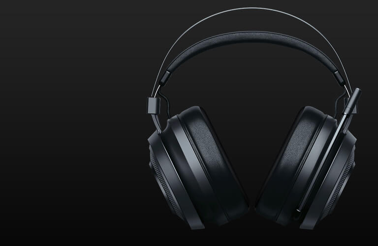 WIRELESS GAMING AUDIO